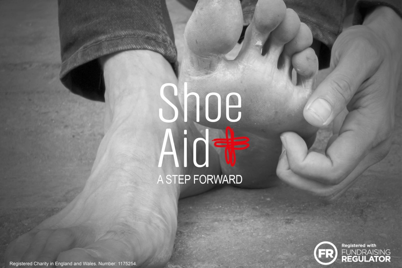 shoe aid shoe donations